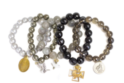 Blessings in Disguise stackable braclet $86