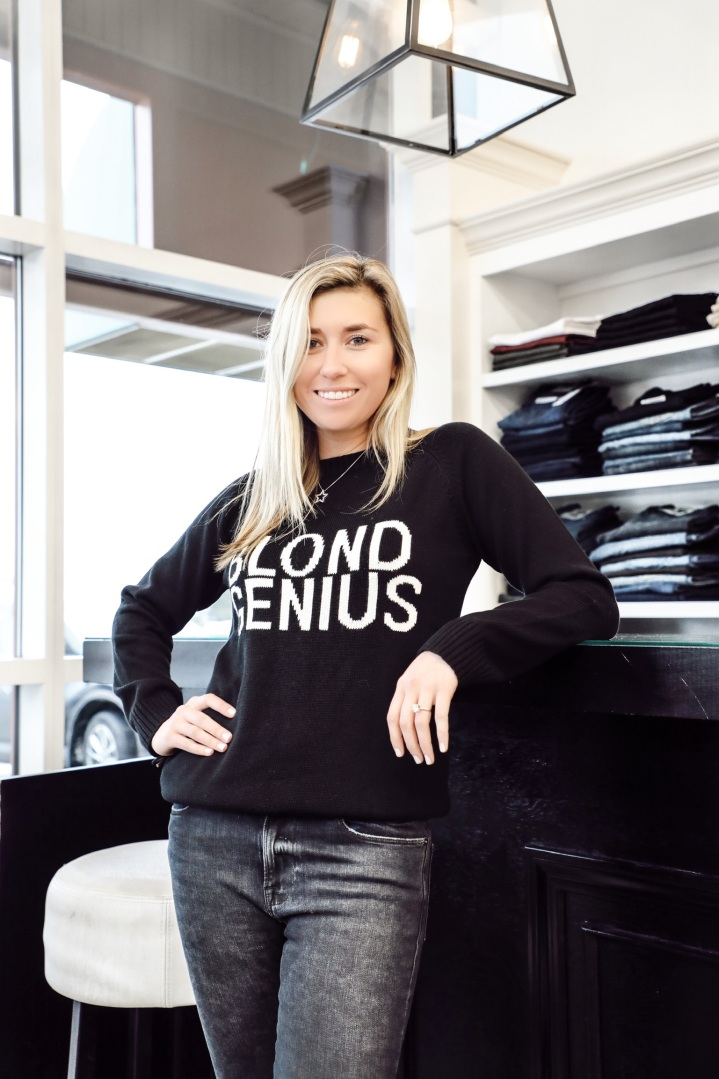 Blond Genius Spotlight: Sophie Gillotti, ProfessionalOrganizer